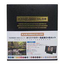 SANFORD KARISMA COLOR 24 set pencil RYOUTA HAYASHI artist Serect JAPAN New!