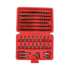 ABN 1275 - 100 Piece Tamper Security Bit Set Metric and SAE Standard