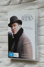 Sherlock Holmes:The Abbey Grange  The Musgrave Ritual (DVD)