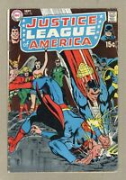 Justice League of America (1st Series) #74 1969 GD 2.0