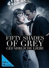 50 Shades of Grey 2 DVD | Film | Fifty Shades of Grey Teil 2: Gefährliche Liebe
