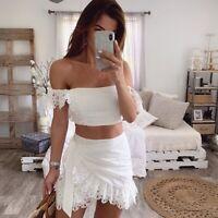 Women Summer Two Piece Set Perspective Mesh V Neck Sashes+Floor Skirt Gauzy