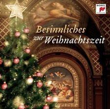 BESINNLICHES ZUR WEIHNACHTSZEIT  CD  15 TRACKS  CHRISTMAS CLASSIC-POP  NEU