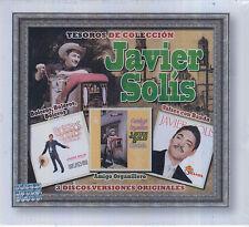 CD - Javier Solis NEW Tesoro De Coleccion 3 CD's FAST SHIPPING !