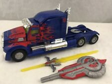 Transformers AOE Age Of Extinction Leader Class Optimus Prime Complete