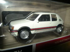 1:43 Norev Peugeot 205 GTI white/weiss OVP