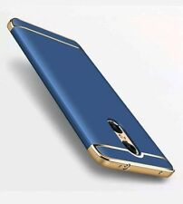 3in1 Hybrid pc Hard Back Cover Electroplating Case For Redmi Note 4