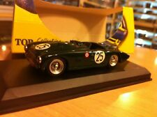 ASTON MARTIN DB3  N°25 LE MANS 1952   1/43 TOP MODEL  KIT monté