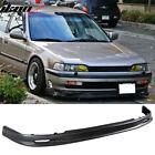 Fits 90-93 Honda Accord Mugen Pp Front Bumper Lip Spoiler