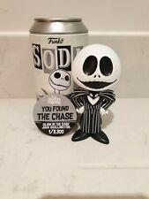 Funko Vinyl Soda Jack Skellington Chase 1/3,300 Glow Disney NBC