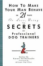 How to Make Your Man Behave in 21 Days or Less Using the Secrets of Professional