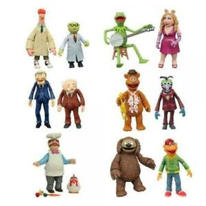 The Muppets Select Actionfiguren 13 cm Doppelpacks Best Of Serie 1 & Serie 2