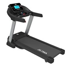 F4H Motorised Folding Treadmill JK786 Olympic Cardio Electric Running Machine