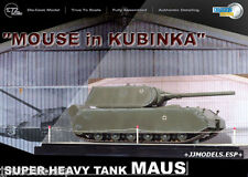 "**ONLY 999 uns!!**DRAGON ARMOR HEAVY TANK MAUS+DIORAMA BASE ""MOUSE IN KUBINKA""*"