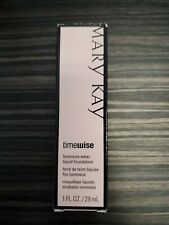 Mary kay timewise luminous wear liquid foundation beige 2