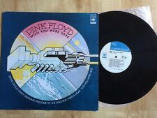 Pink Floyd - Wish You Were Here - Rare CBS / Sony 1975 Philipines Issue LP