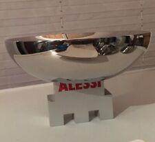 Alessi fruit bowl decorative dish Mirror Polished