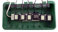 Large Green Weather Proof Box - Outdoor Plug Box - 42cm x 22cm x 10cm (LI91)