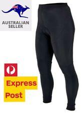 Express Post Netti Ladies Performance Tights LEGGINGS Womens Black Longs