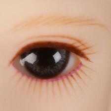 E24#10mm MSD SD BJD Dollfie Doll Cyan Glasses PF