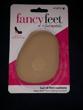 Fancy Feet By Foot Petals - Ball-of-Foot Cushions - Brand New