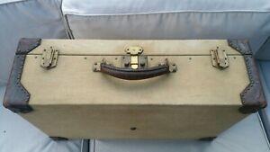 Hermes vintage suitcase.