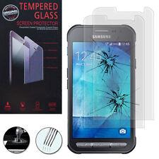 2x Cristal protector para Samsung Galaxy Xcover 3 sm-g388f real DE PANTALLA