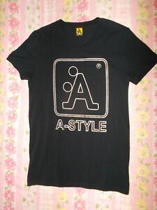 T - SHIRT  A - STYLE ORIGINALE