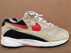 Vtg NIKE AIR ICARUS 1992  Low-Top Cross Trainers Sneakers Sz US 10 / UK 9
