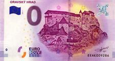SLOVAQUIE Oravský Pozdámok, Oravský Hrad, 2018, Billet 0 € Souvenir