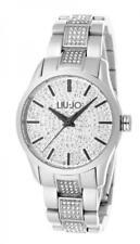 Reloj Mujer LIU JO Luxury VICTORIA TLJ1074 Pulsera Acero Swarovski Pavè