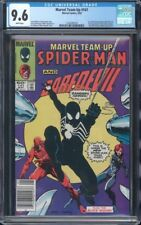 MARVEL TEAM-UP #141 CGC 9.6 NM+ WP 1ST BLACK COSTUME TIES WITH ASM 252