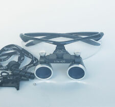 Binocular Dental Surgical Loupes 3.5X 420 Dentist Loupes Medical Magnifier