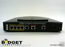 Cisco Systems 800 Series 836 ADSL over ISDN Broadband Router 4-Port LAN 10/100