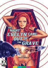 THE NIGHT EVELYN CAME OUT OF THE GRAVE USED - VERY GOOD DVD