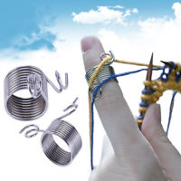 Fingertip Weaving Thread Leading Tool Knitting Accessories Stainless Steel  DIY