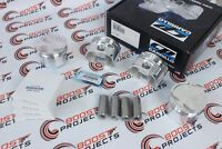 CP Forged Pistons for 4B11T Mitsubishi Lancer/Evo Bore 87mm +1.0mm 9.01CR SC7222