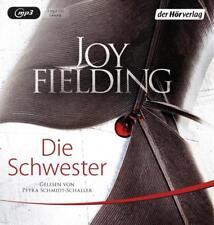 Die  Schwester  von Joy Fielding - MP3-CD