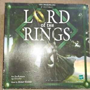 Lord of the Rings Boardgame by Reiner Knizia 2000 Spare Replacement Items