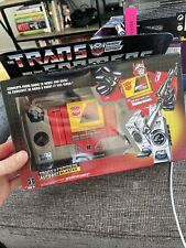 NEW IN BOX - Hasbro Transformers G1 Autobot Blaster Action Figure