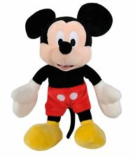 """New Official Disney 15"""" Mickey Mouse Soft Plush Toy"""