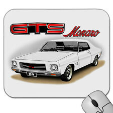 HOLDEN  HQ  MONARO  308  GTS  COUPE     MOUSE PAD  ( 9 CAR COLOURS)