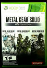 Metal Gear Solid HD Collection (Microsoft Xbox 360, 2011)