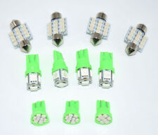 13Pcs T10&31mm  LED Bulbs Car Interior Map Dome License Plate Light Lamp Set