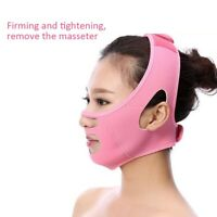 Reduce Double Chin Face Strap Face-lift Bandage Belt Shape Facial Slimming Mask