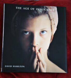 The Age of Innocence David Hamilton Hardback Collectable Photography