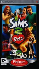 Sony PSP : The Sims 2: Pets (PSP) VideoGames