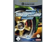 ## Need for Speed Underground 2 Nintendo GameCube Spiel DEUTSCH // GC & Wii ##