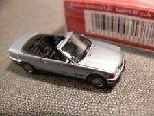 1/87 Herpa BMW 325 i Cabrio silber 031387