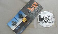 Single CD Bush - Swallowed 1996 3.Tracks (Broken TV, Communicator) 111